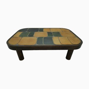 Shogun Coffee Table by Roger Capron