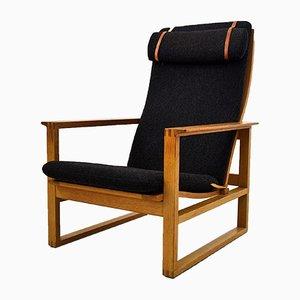 Vintage BM2254 Sessel von Børge Mogensen für Fredericia