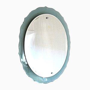Specchio di Cristal Art, anni '50