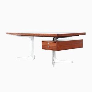 Top Series Chef-Schreibtisch von Herbert Hirche für Christian Holzäpfel, 1967