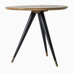 Mid-Century Swedish Side Table, 1950s