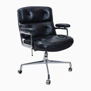 Vintage ES104 Time Life Office Chair by Charles & Ray Eames for Vitra, 1950s