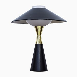 Vintage Model A6160 Table Lamp by ASEA, 1950s
