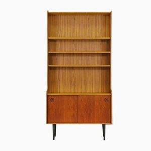 Mid-Century Teak Bookcase, 1960s