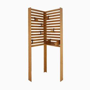 Eck-Garderobe von Le Corbusier & Charlotte Perriand, 1950er