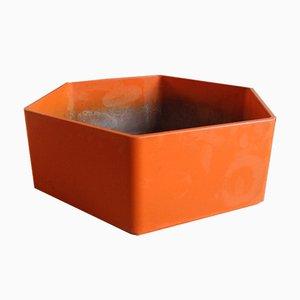 Grand Cache-Pot Pentagonal Vintage de TWL