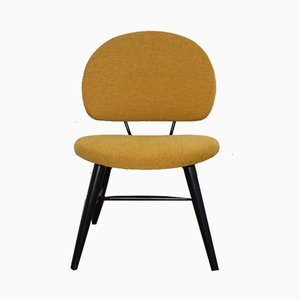 Vintage Scandinavian Side Chair, 1960s