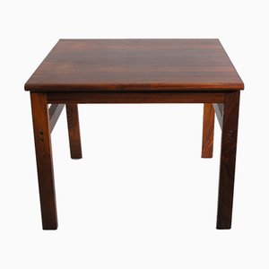 Danish Rosewood Coffee Table from Niels Eilersen, 1960s