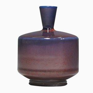 Vase en Grès par Berndt Friberg pour Gustavsberg, 1970s