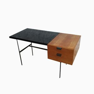 French CM141 Desk by Pierre Paulin for Thonet, 1954