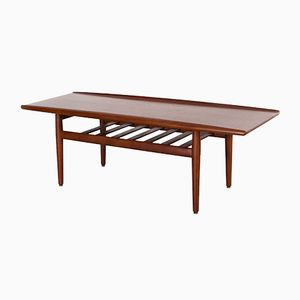 Vintage Coffee Table by Grete Jalk, 1960s
