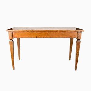 Table Basse Vintage Marqueté, Italie, 1950s