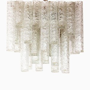 Deckenlampe aus Muranoglas von Doria, 1960er