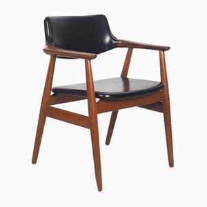Dänischer Vintage GM11 Stuhl aus Teak von Svend Age Eriksen für Glostrup, 1960er