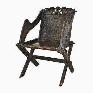 Antiker Glastonbury Chair