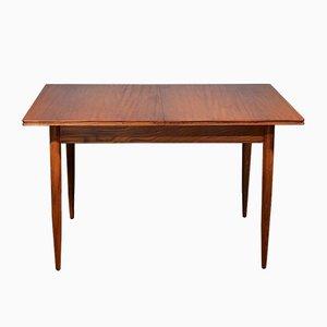 Table de Salle à Manger Mid-Century Extensible en Teck de White and Newton, 1960s