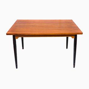 Table de Salle à Manger Extensible Vintage en Teck par Ilmari Tapiovaara pour Edsby Verken