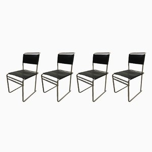 Vintage B5 Chairs by Marcel Breuer for Tecta, 1980s, Set of 4