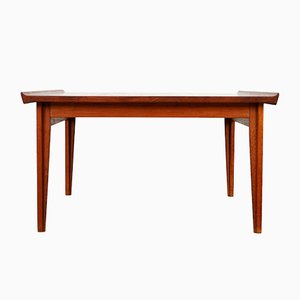 Teak Coffee Table by Finn Juhl for France & Daverkosen, 1960s