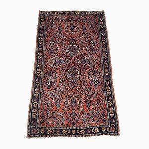 Orientalischer Vintage Sarouk Teppich, 1920er