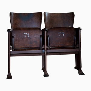 Vintage No. 71/73 Cinema Seats