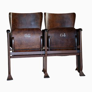 Vintage No. 62/64 Cinema Seats