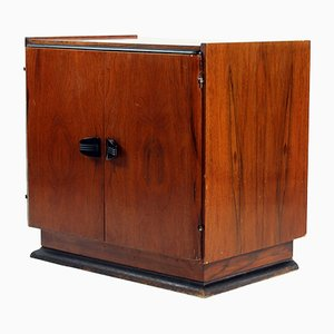 Art Deco Czech Cabinet, 1930s