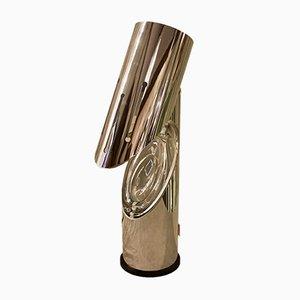 Lampe de Bureau Space Age par Oscar Torlasco pour Stilkronen, 1970s