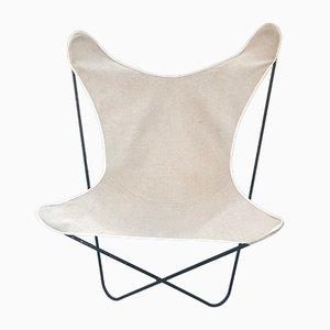 Butterfly Stuhl von Jorge Ferrari-hardoy für Knoll, 1950er