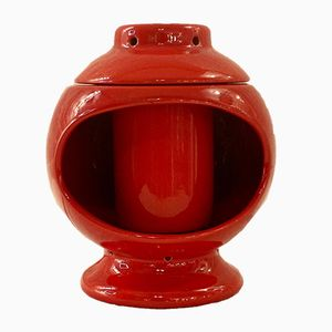 Space Age Italian Ceramic Lamp