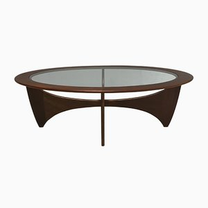 Vintage Teak Astro Coffee Table from G-Plan, 1960s