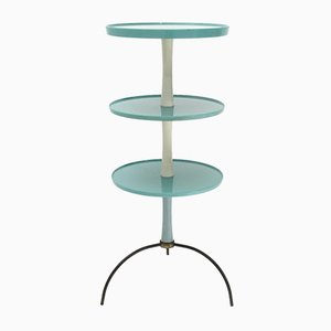 Mid-Century Italian 3-Tier Display Stand from Tivir, 1960s