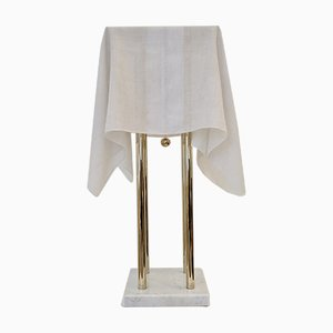 Nefer Table Lamp by Kazuhide Takahama for Sirrah, 1986
