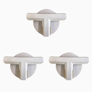 OTI 1370 Sconces by Tobia & Afra Scarpa for Flos, 1983, Set of 3