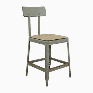 Industrieller Vintage Stuhl von Lyon