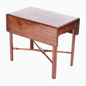Antique Chippendale Mahogany Children's Table