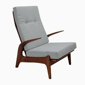 Sessel mit hoher Rückenlehne von Gimson & Slater für De Ster Gelderland, 1950er