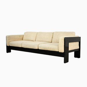 Vintage Three-Seater Bastiano Sofa by Tobia & Afra Scarpa for Knoll International