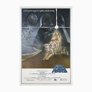 Póster original de Star Wars vintage de Achille Castiglioni