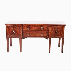 Antique Regency Mahogany Buffet