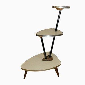 Vintage 3-Tier Side Table