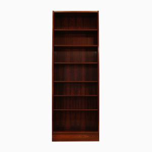 Danish Rosewood Bookcase by Poul Hundevad for Hundevad & Co., 1970s