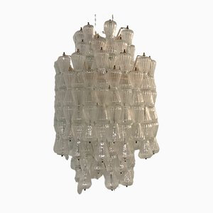 Large Glass Sconce from Barovier & Toso, 1960s