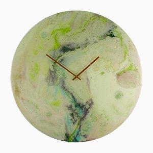 Très Grande Horloge Murale Lumineuse par Craig Anthony pour Reformations