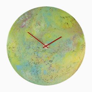 Orologio da parete grande con luce di Craig Anthony per Reformations