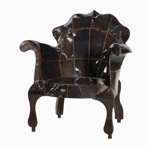 Iron Armchair by Francomario, 2018
