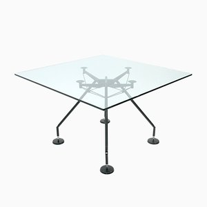 Table Nomos par Norman Foster pour Tecno, 1980s