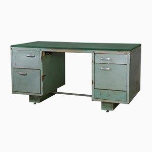 Industrieller Vintage Schreibtisch, 1960er
