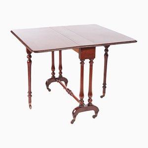 Victorian Mahogany Sutherland Table, 1850s