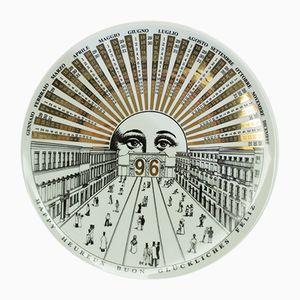 Plato vintage de Atelier Fornasetti, 1996